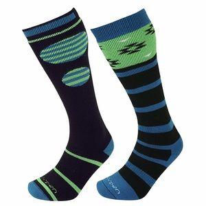 2 - Pack LORPEN T2 Merino Wool Wintersports Socks